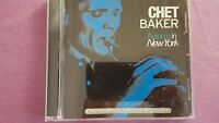 CHET BAKER - AUTUMN IN NEW YORK. CD