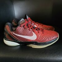 Nike Kobe 6 All Star Mens Size 10 Red Basketball Shoes
