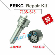 Injector Repair Kits Valve 9308-621C Nozzle L381PBD for EJBR05101D EJBR03101D
