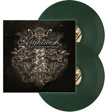 NIGHTWISH ENDLESS FORMS MOST BEAUTIFUL DARK GREEN VINYL 300 COPIES  NEW & SEALED