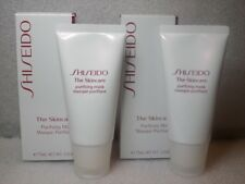 2 SHISEIDO THE SKINCARE PURIFYING MASK FULL SIZE - 75 ml / 3.2 oz EACH. SEALED