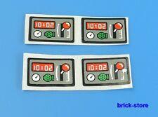LEGO (06) Sticker (60051) Sticker / Wagon / Locomotive cockpit