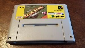 J League Excite Stage '95 soccer Super Famicom SFC Japan import US SELLER 👍🏾!