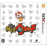 Nintendo 3DS Yokai Watch Yo-kai Youkai Japan F/S