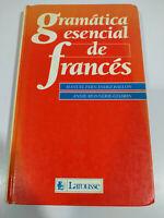 Grammatica Essenziale de Francese Larousse - Libro Spagnolo