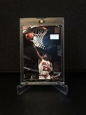 1993-94 Stadium Club Michael Jordan 1st Day Issue #1 Super Rare! Bulls HOF Mint