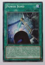 YuGiOh - Power Bond SDCR-EN022 - 1st Edition Card