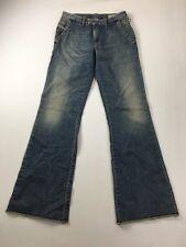 Diesel Flairlegg Jeans-W28 L34-Faded Navy Wash-NEU mit Etikett