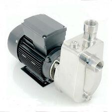 NZL 1100W Stainless Steel Self Priming Jet Water Pump Industrial Pump 333L/min