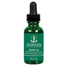 Clubman Pinaud Beard Oil 1 oz - Brand new