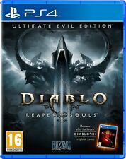 Diablo 3 III Reaper of Souls Ultimate Evil Edition PS4 Sony PlayStation 4 NEW