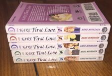 Kare First Love by Kaho Miyasaka Vol 1,2,3,4,5 First 5 Manga Series in English!