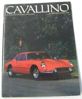 CAVALLINO FERRARI ENTHUSIASTS Magazine SEPT/OCT 1979 Vol.II No.1