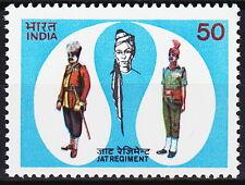 India Jat Regiment 1983 MNH-4 Euro
