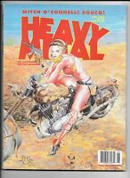 Heavy Metal Magazine Vol 18 #2 May 1994 Sire Russell O'Connell FN- 1977 Series