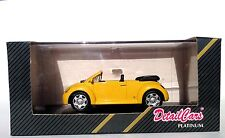 DETAILCARS 1994  VOLKSWAGEN CONCEPT 1 BEETLE CABRIO DETAIL CARS VW  BUG 1:43 263