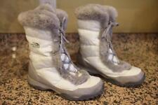 The North Face Women's Whitd down nuts  Snow Boots SIZE 10B (bota300