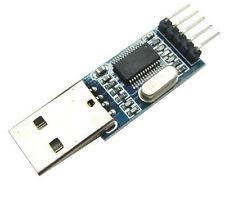 2 pcs USB to RS232 TTL PL2303HX Module STC Download Converter Module