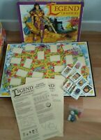 Legend of Heroes 1987 TSR Board Game D&D Dungeons & Dragons Complete