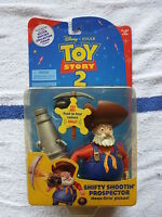 TOY STORY 2 SHIFTY SHOOTIN PROSPECTOR(STINKY PETE)ACTION FIGURE