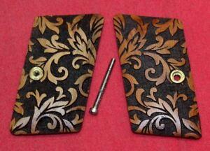 Colt Firearms 1908 Vest Pocket Wood Grips