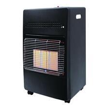Hadley Portable Butane Gas Cabinet 4.1 Kw Heater, 4100 Watts & 3 Heat Settings