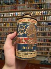 Usbc 153-15 Blatz Special Pilsner Old Heidelberg Castle Beer 12oz