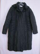 CALVIN KLEIN  Women's Hooded Down Filled Puffer Coat Long Quilted Jacket Sz 1XL