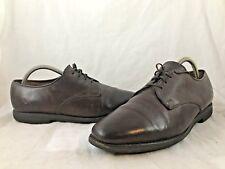 Mens ALLEN EDMONDS Brown Leather Loafers Casual Dress Shoes SIZE 9 D