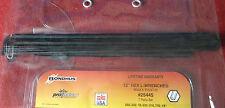 BONDHUS 7pzas imperial Juego 30.5cm/30cm Largo 25445 Muy eg Llave Allen