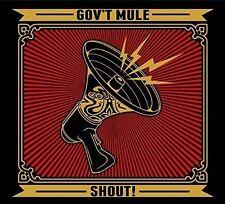 Govt Mule - Shout! [CD]