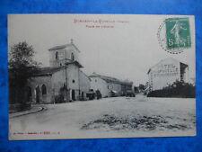 DOMREMY-LA-PUCELLE  :  Place de l' Eglise.......VO.1913.