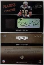 "2006 Absolute ""MOF"" RC PATCH /AUTO Reggie Bush #13/25"