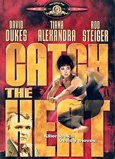NEW DVD // Catch the Heat  //David Dukes, Tiana Alexandra, Rod Steiger, Brian Th