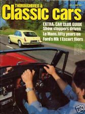 Thoroughbred & Classic Cars Mag July 82 - Ford Mexico