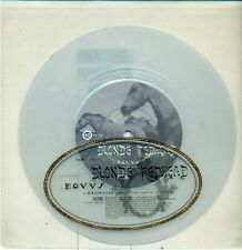 "BLONDE REDHEAD EQUUS 7"" PICTURE SINGLE UK IMPORT E700"