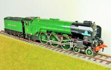 Accucraft S32-12A Tornado - Live Steam  Apple Green, Rimless Chimney NEW IN BOX