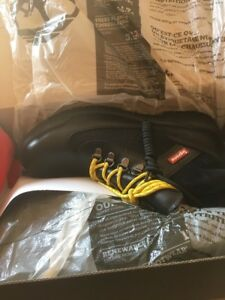 NEW Supreme X Timberland Field Boot Black Smooth US 9.5