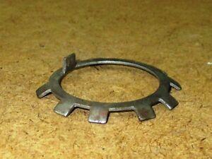 Sicherungsblech 5 x Maße circa 35x43x1 (ohne Zähne) vermutlich L319 lock plate
