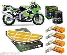 Pack Révision Filtre à Huile / Air Kawasaki ZX600 (ZX6-R Ninja) 1998-2002