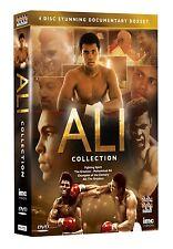 Muhammad Ali Ultimate 4 DVD Collection *NEU* BOXEN Vier dokus Cassius Clay