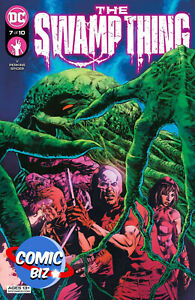 SWAMP THING #7 (2021) 1ST PRINTING BAGGED & BOARDED PERKIN MAIN COVER DC COMICS