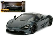 Jada Toys Fast and Furious '18 McLaren 720s 1 24 Scale Hollywood Ride Vehicle