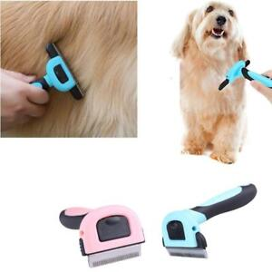Pet deShedding Tool Brush For Large Dogs Short /Long Hair 51-90lbs