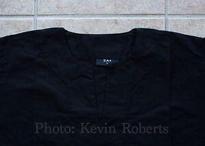 Viking Tunic Plain Short Sleeve Medieval Saxon Shirt Keyhole Neckline 5 Colors