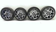 Original 2013 Fiat 500L  Felgen Komplettsatz mit Reifen 6,5JX16 Zoll  1UF17TRMAA