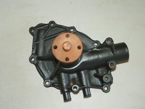 1965-1968  Ford/Mercury  289  Remanufactured Water Pump