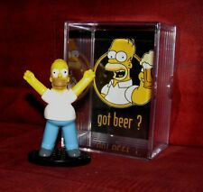 "THE SIMPSONS COLLECTIBLE *Homer's* DISPLAY..READY 2 SHIP OUT NOW.""WECMBNSPN"""