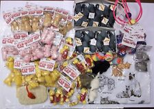 CAT TOYS LOT OF 140 CATNIP MOUSE CLOTH SCRATCH PAD KITTEN NEW WHOLESALE SURPLUS