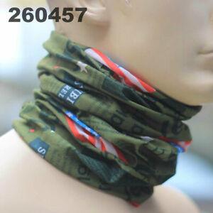Face Guard Neck Gaiter Sun Cover Balaclava Bandana Scarf Hair Head Band 260457